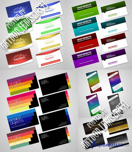 Five Business Card Templates