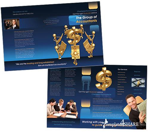BoxedArt - Brochure Accounting Group 11 x 8.5