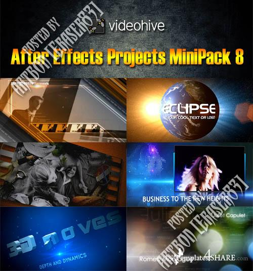 Videohive Projects MiniPack 8