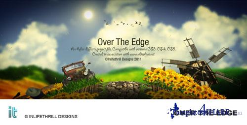 Over The Edge - Project for After Effects (Videohive)
