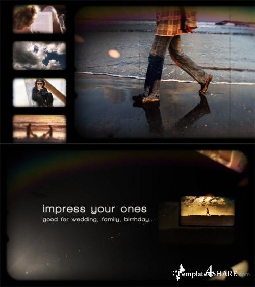 Videohive Good Feelings - Project for After Effects
