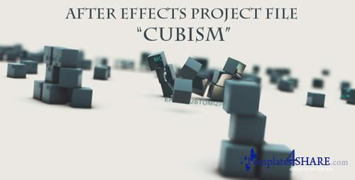 VideoHive Cubism - Project for After Effects