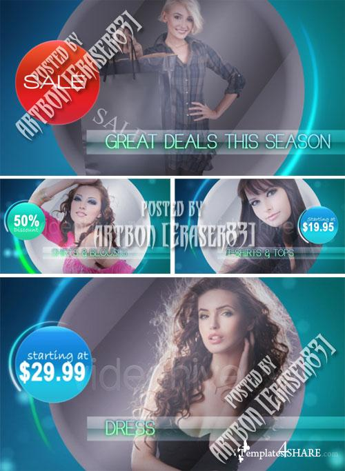 promo Sales - Project for After Effects (Videohive)