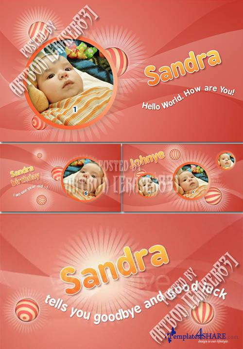 Baby Gallery - Project for After Effects (Videohive)