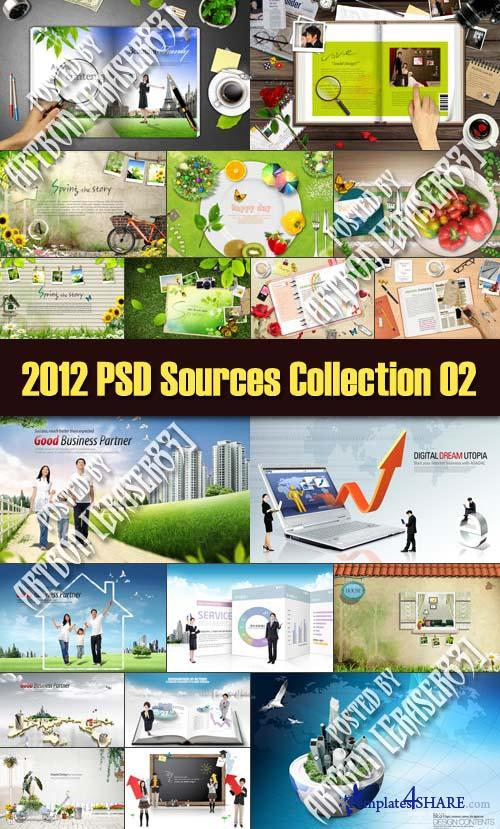 2012 PSD Sources Collection 02