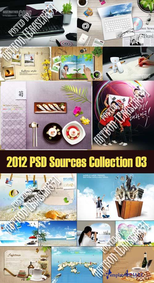2012 PSD Sources Collection 03