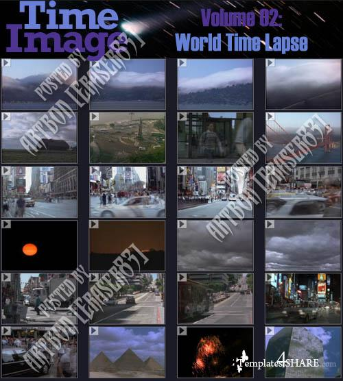 Time Image Volume 02: World Time Lapse (NTSC)