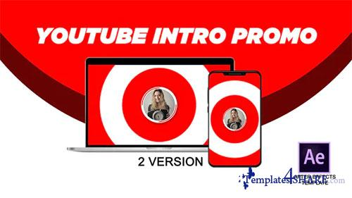 Youtube Intro Promo - After Effects Project (Videohive)