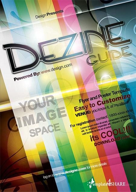 GraphicRiver Dezine Flyer/Poster Template