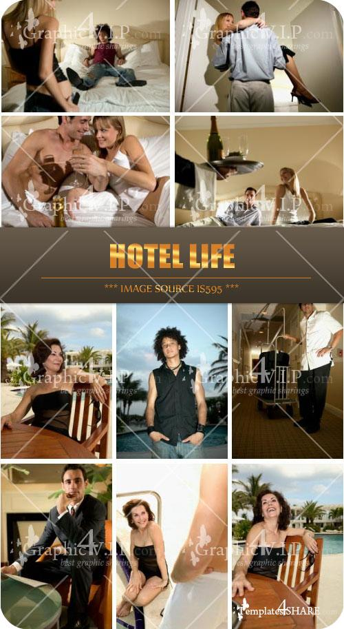 Hotel Life - Image Source IS595