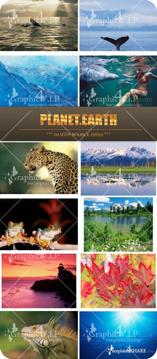 Planet.Earth - Images Source IS869